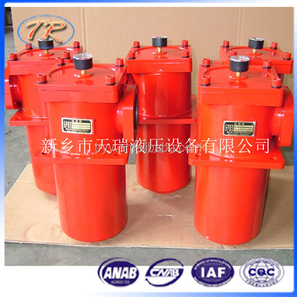 high flow and low pressure YPL660 hydraulic return line filters