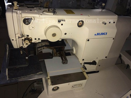 Juki AMS 210 Old Second Hand Used industrial computer pattern sewing machine
