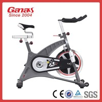 GANAS new exercise bike commercial spin bike for heavy duty use