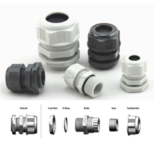 IP68 Waterproof Pvc PG Type Cable Gland