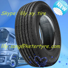 DOUBLE STAR Brand TBR Tyre 385/55R22.5 in DSR118 Pattern