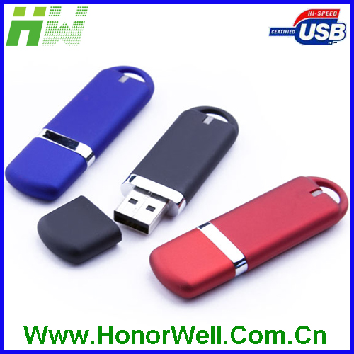 OEM Stick Plastic USB Flash Drive with Customized Logo