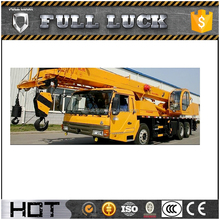Professional Factory Made SINOTRUK truck mobile crane 50T
