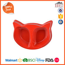 Customized Shaped High Quality Plastic Melamine Animal Shaped Bowls
