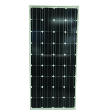 high efficiency best price solar panel with gallium arsenide solar cells 10w 150w