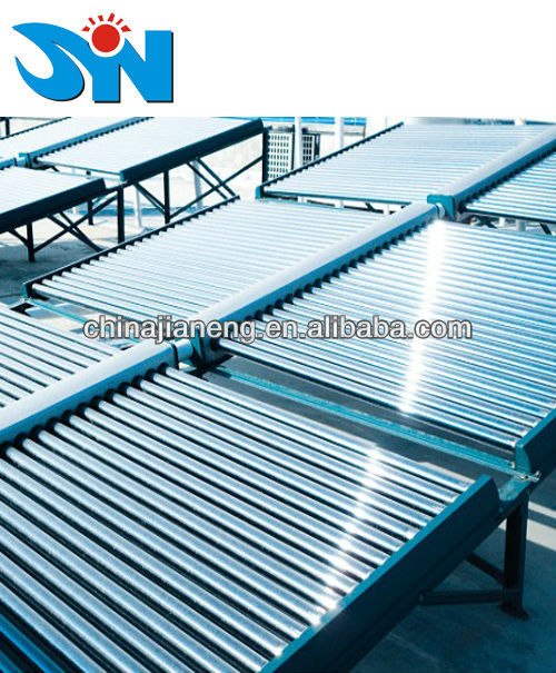 solar water heater projects as solar energy systems