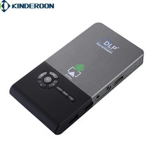 Mini LED Projector C2 1080P HD Home Theater Android4.4 WIFI DLP Projector