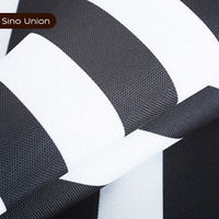 100% polyester 600d oxford fabric textile waterproof shade cloth for polyester outdoor furniture