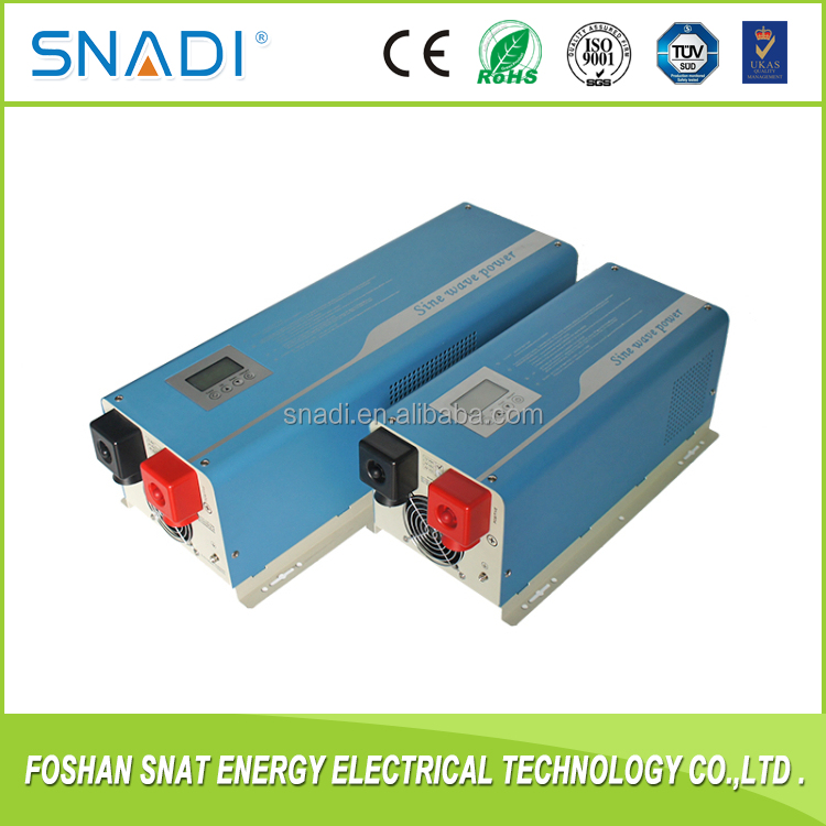 Popular Promotion 12v 220v Off Grid 1000w 3000w 4000w Power Inverter for solar panel system