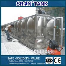 galvanized water pressure tank ,SRON customize design your tanks