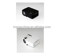 2017 KOMAY new arrival CHINA projector UC36 LCD AV/USB/SD/HDMI/IR