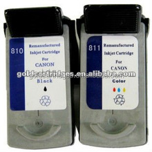 Compatible ink cartridge for canon PG810 811 ink cartridge