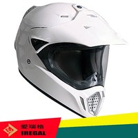 Chinese unique stylish dot ece iso ABS motorcycle full face helmet white helmet