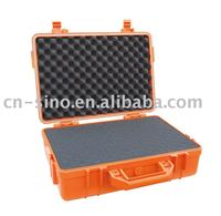 Plastic waterproof case for outdoor use