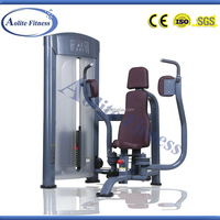 Butter-fly pectoral machine fitness exercise equipment