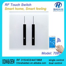 Long transmitter distance of 4 Channel RF wireless remote control light switch remote control light switch