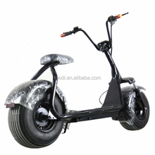 Toodi Good Quality new arrival big wheel mini citycoco kick electric scooter for adults