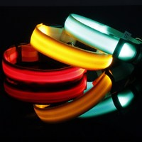 promotional led pet collar