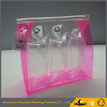 Wholesale cheap PVC cosmetic bag plastic bags