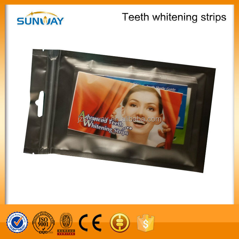 High quality crest white strips teeth whitening strips