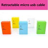 top selling products in alibaba retractable auto USB cable
