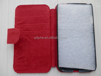 DIY custom sublimation Leather Flip Cover for Samsung Galaxy Note 2 N7100