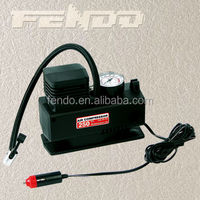 CE/ROSH/PROP65 approved 12v car air compressor air pump