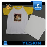 Inkjet printing Cotton fabric t-shirt inkjet transfer paper A4 100% cotton paper a4