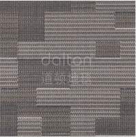 Fireproof nylon 6 printed carpet tiles for office, hotel, home , auditorium