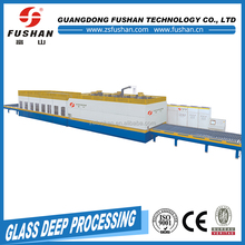 Medical equipment intelligent control glass tempering machinery for sale