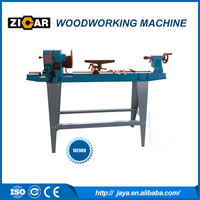 ZICAR/JAYA Mini ML900 wood lathe/ Easy operation lathe machine