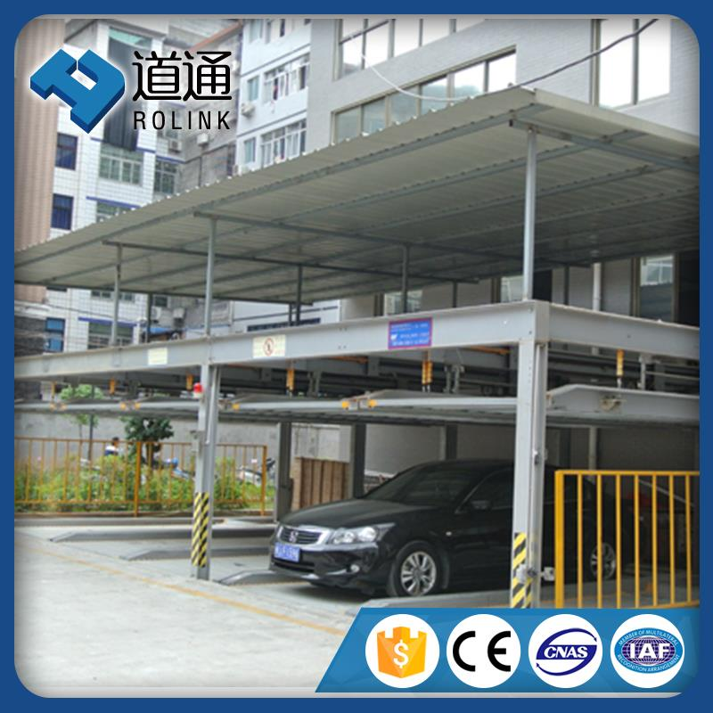 supplier of top brand multi-levels independant parking system