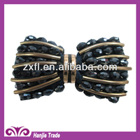 Wholesale Acrylic Rhinestone Removable Clip Shoe