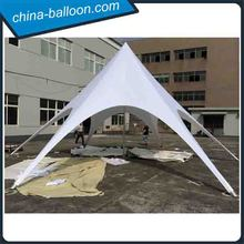 Printing Star shaped tent White single top star shade marquee tents fo. & Star Tent Star Tent direct from Guangzhou Plato Industrial Co ...