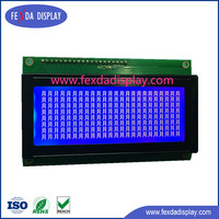 LCD Display 100.0*60.0 STN Blue 19264 Dot Matrix LCD Display Modules