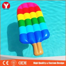 Giant inflatable pool float popsicle for sale