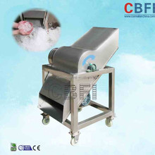 High efficiency snow fine industrial ice crusher machine