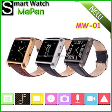 smart fitness watch mapan mw01 for Mobile phone China made smart watch