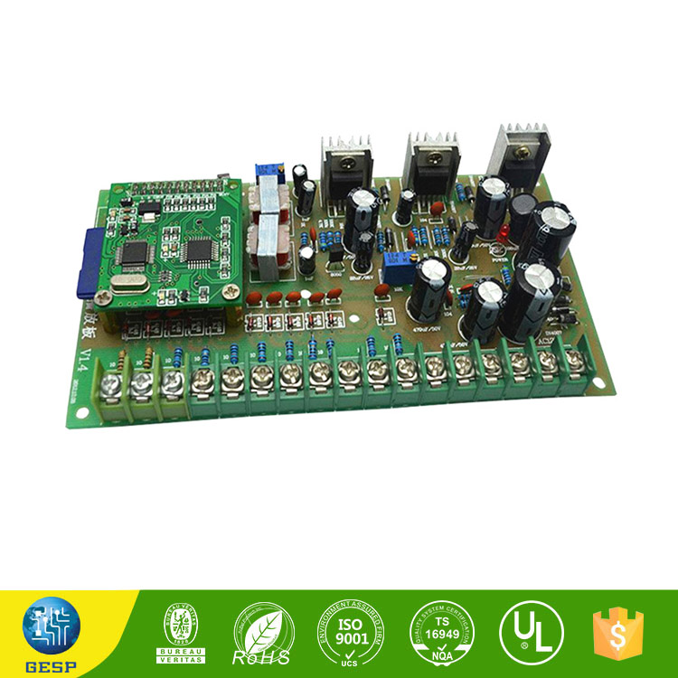 FR4 Copper cladding electrical circuits multilayer pcb assembly