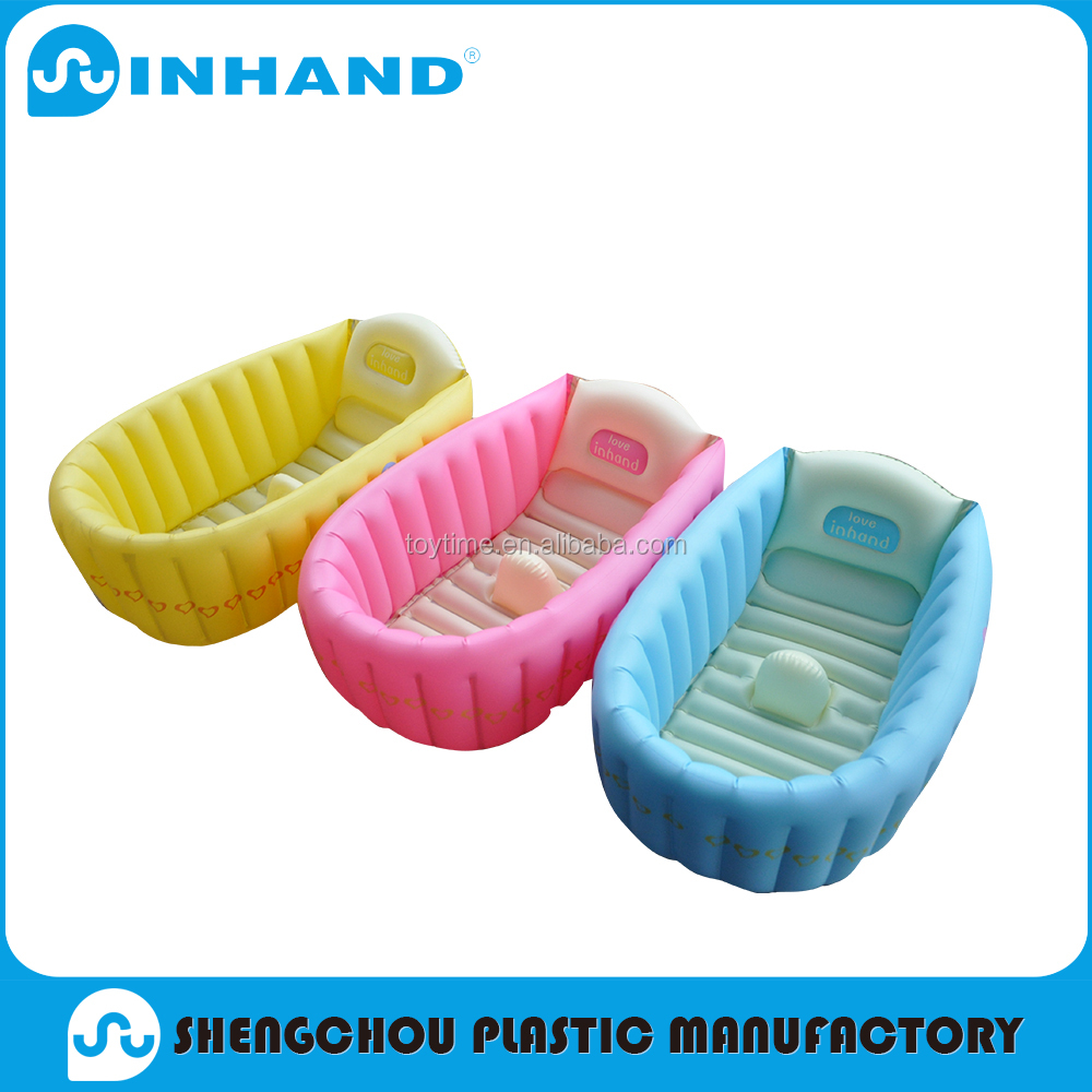 Pvc Inflatable Baby Bathtub,Folding Bathtub For Baby/swimming Pool ...