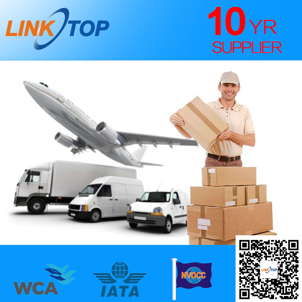 Alibaba express USA DHL express FBA to Amazon warehouse service Air freight forwarder shipping rates from
