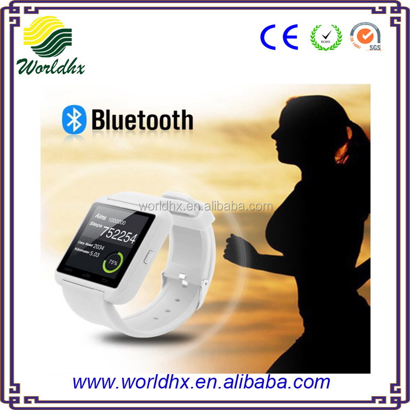 Cheap 2016 Andriod Phone U8 GPS Smart Watch