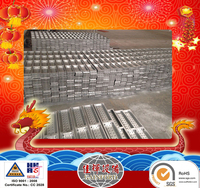 chinese 210mm*45mm*2000mm*1.5mm 1.6mm 2016 quality bs1139 dimensions galvanized scaffolding scaffolds plank deck