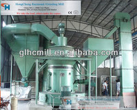 Eco-friendly dust-free calcite/bauxite/coal/petrol coke/gypsum/slag powder making raymond mill grinder machine