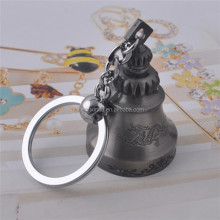 Custom Cheap Bell Key Ring Small Bell Keychain Christmas Bell Keychain