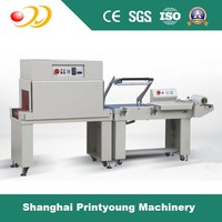 Semi-Automatic L type shrink packaging machine