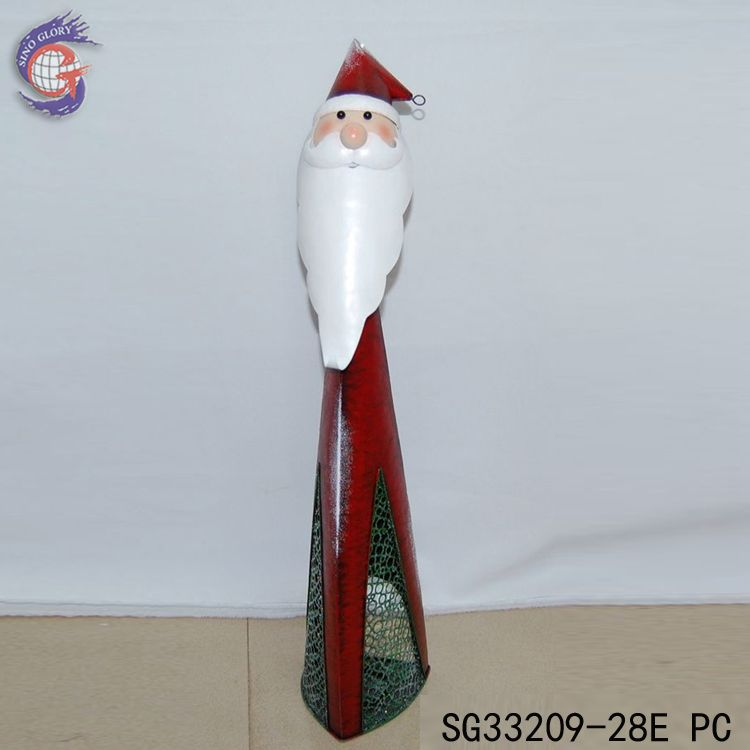 christmas decoration parachute outdoor santa