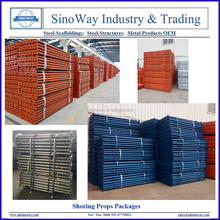High Quality Good Price Used Scaffolding Steel Props for Sale