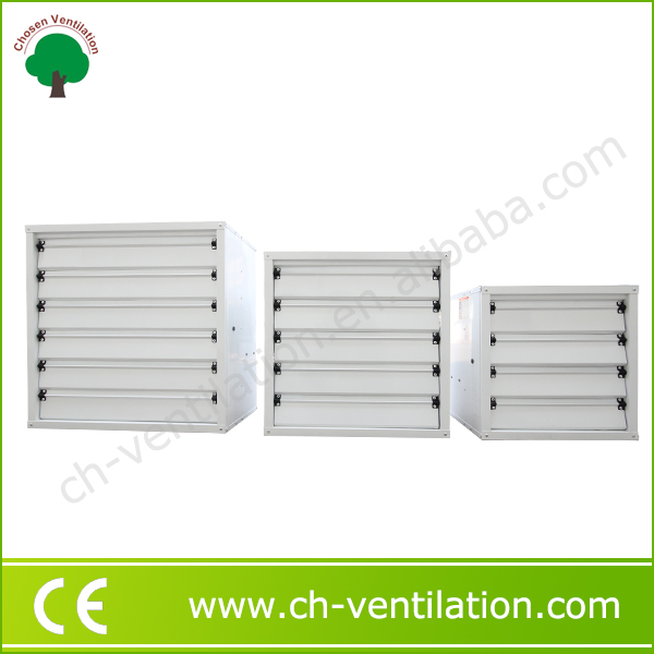 Hot Sale China suppliers 20 inch box type exhaust fan