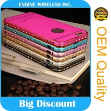 new products 2015 bling wallet case for iphone 5